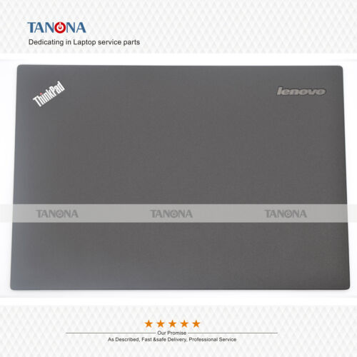 New Lenovo ThinkPad T440 LCD Top Rear Back Cover Lid 00HT297 Non-Touch
