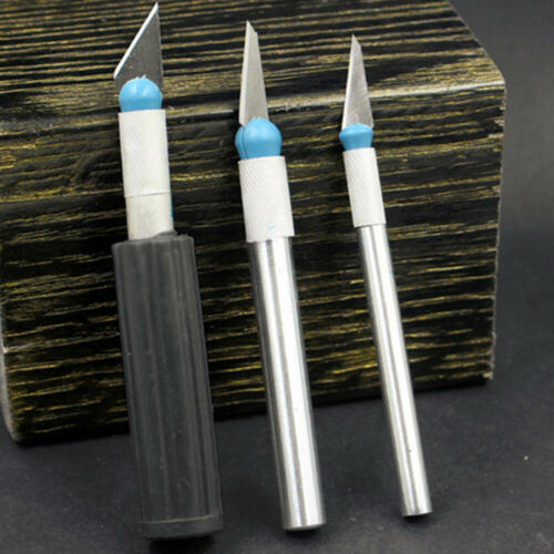 13pcs Portable Wood Carving Tools Fruit Random Color Tool Cutting DIY Scalpel