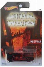 2016 Hot Wheels Disney Star Wars #2 Fast Fish Mustafar