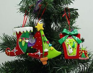 Polymer Clay Christmas Tree Decorations.Details About New 6 X Pretty Polymer Clay Christmas Tree Decoration Ornament Free P P