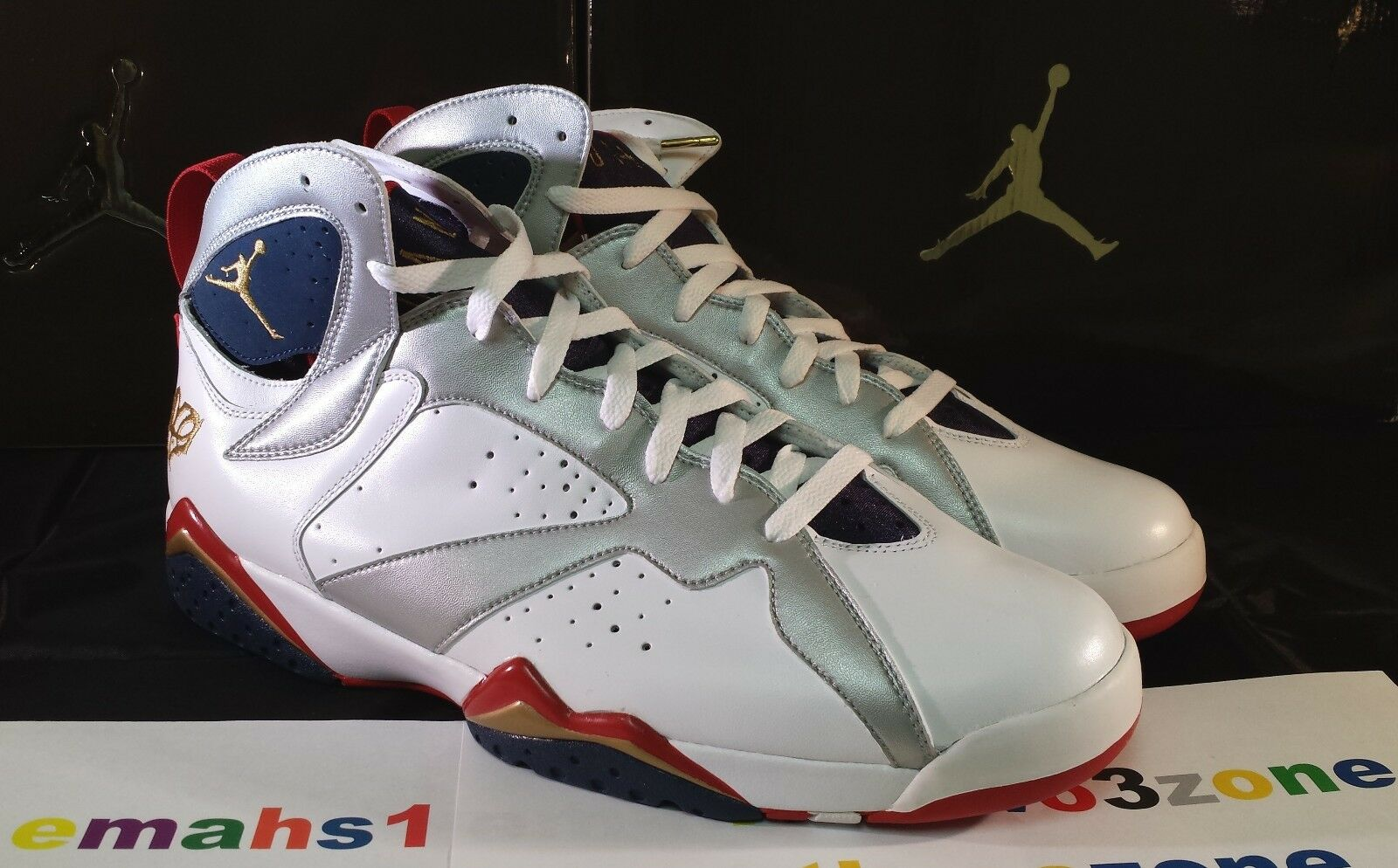 Jordan 7 VII Retro FTLOTG Nike Air VII 7 Olympic bin23 Miro XIII XII V Tinker IV a20cc3