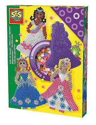 Spielzeug Ses Creative 14671 Bügelperlenset Prinzessin Neu Ovp Belebende Durchblutung Und Schmerzen Stoppen Basteln & Kreativität