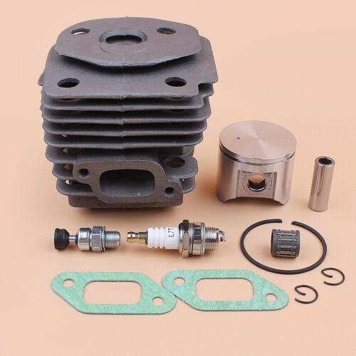 47mm Cylinder Piston Gasket Kit For CS 2156 2159 CS2156 EPA Jonsered Chainsaws