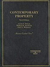 Contemporary Property by William B. Stoebuck and Grant S. Nelson (2008,...