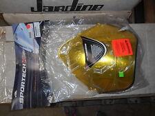 Sportech Yellow Chrome Windshield 1998-2003 Suzuki Katana 600 750 45501019