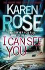 I Can See You by Karen Rose (Hardback, 2009)