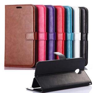25e0f9bb093 For Motorola Google Nexus 6 Retro Leather Wallet book Case holster ...