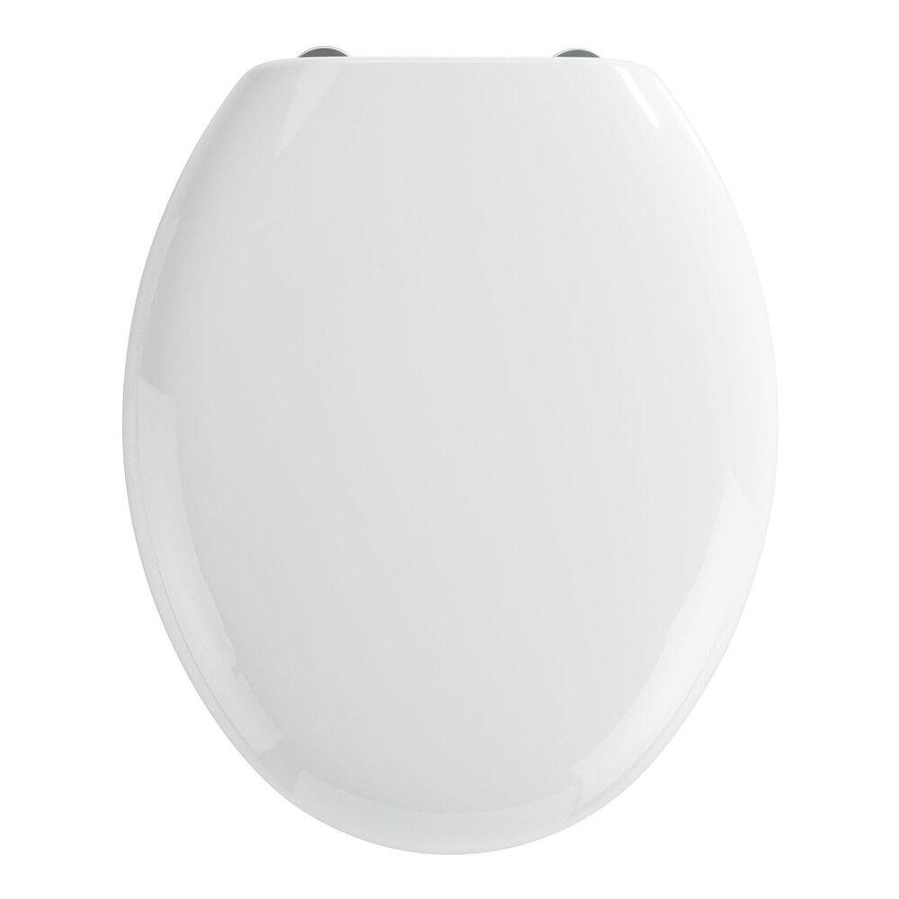 WENKO Premium WC-Sitz mit Absenkautomatik Toilettensitz Klositz Klositz Klositz Klobrille     | Modern Und Elegant In Der Mode  5b84a3