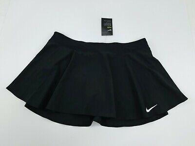 Women/'s Lucky in Love Running Tennis Skirt//Skort//Shorts Size XL Black EUC