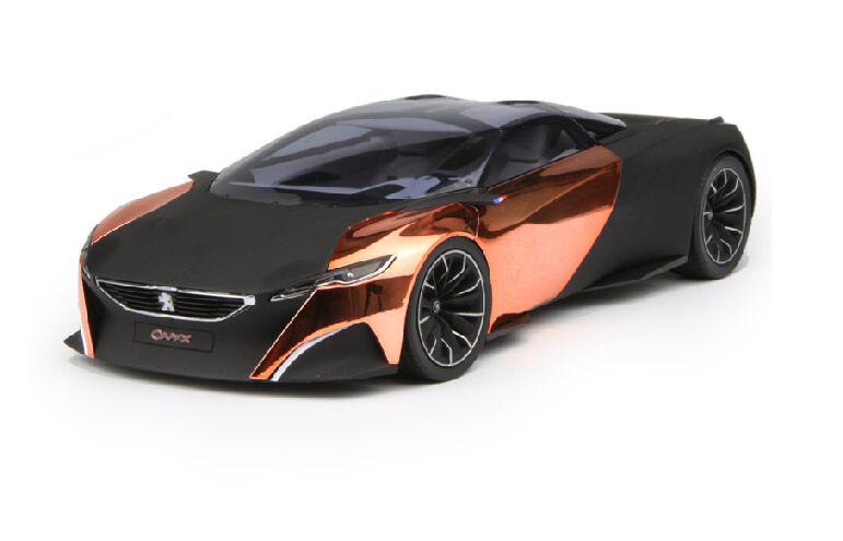 NOREV 1 18 Peugeot ONYX Concept car four-wheel drive supercar Die Cast Model