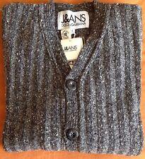 NEW VINTAGE 1995-96 DOLCE & GABBANA D&G J&ANS Cardigan Sweater Pullover L LARGE