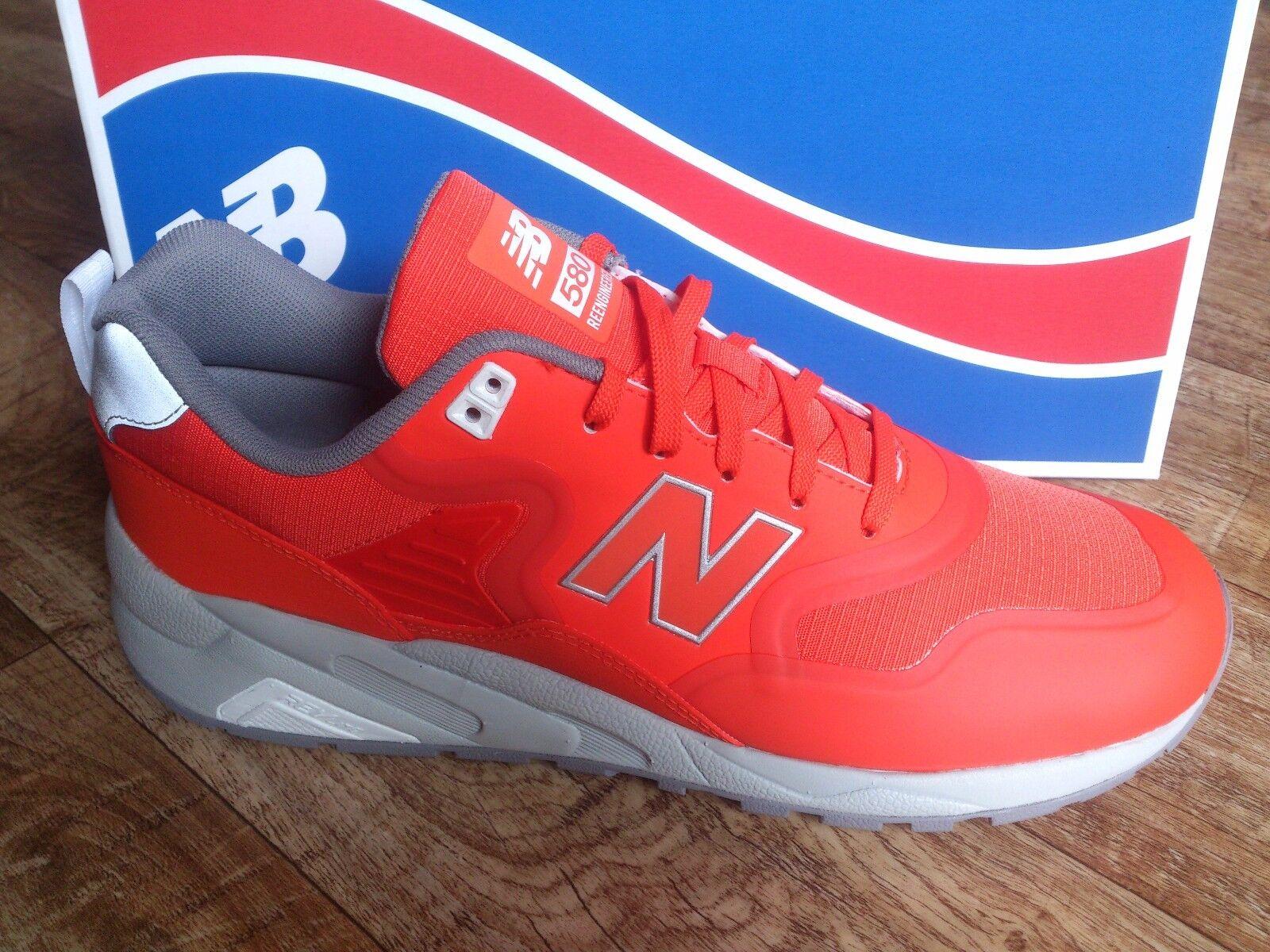 New Balance MRT580 Turnschuhe TR Unisex Sneaker Schuhe Turnschuhe MRT580 Rot NEU 98020a