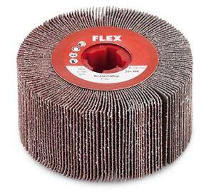 FLEX-levigatura-Rullo-Levigatore-100-x-100mm-per-BSE-14-3-p40-p240