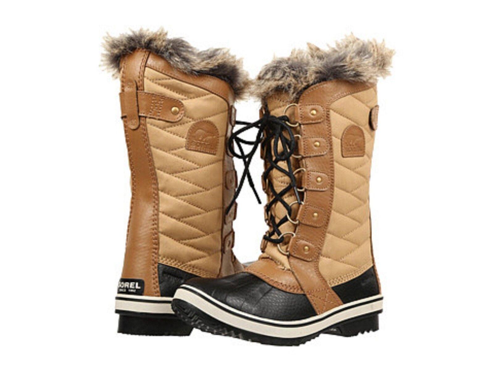 NIB SOREL WO Herren TOFINO SNOW II LACE Curry, Fawn SNOW TOFINO WINTER Stiefel WATERPROOF *NEW* ef85f5