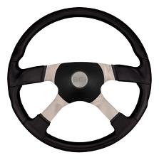 "Luxury Steering Wheel ""Trucker 4 Sport"" for PB, KW, FL, Mack, Volvo, GM, Ford..."