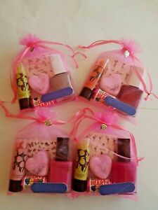 Home, Furniture & DIY Celebration & Occasion Supplies 10 x Girls Unicorn Pamper Birthday Party Pre-filled Gift Bags Nails Sleepover