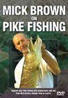 Mick Brown on Pike Fishing 4006408945895 DVD Region 2