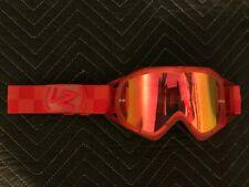 NEW Von Zipper Motocross Laminated Tear-Offs Bushwick XT Clear 28Pk MCGTABLB CLR