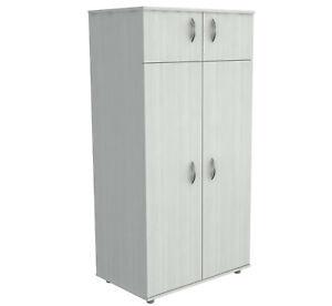 Wardrobe Closet Clothes Organizer Armoire Cabinet Bedroom Furniture Storage New