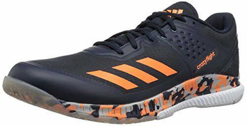adidas BB6118 Performance Mens Crazyflight Bounce Volleyball Shoe