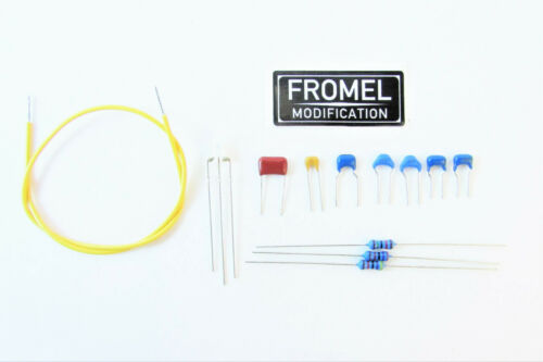 Fromel Electronics Boss TR-2 Tremolo Mod Kit for TR2 by Fromel