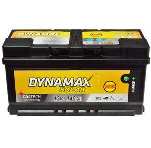 AGM-Solarbatterie-USV-140Ah-Dynamax-Wartungsfrei-Notstrom-statt-120Ah-GEL