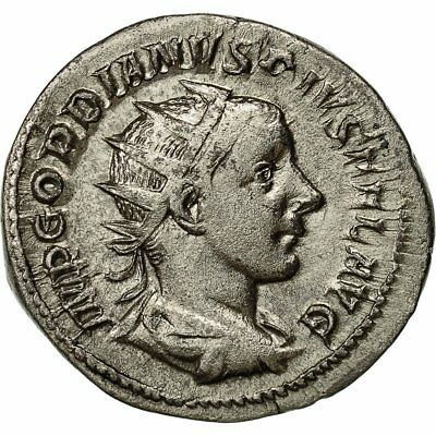 Mbc Antoninianus #508847 Moneda Learned Vellón Gordian Iii Rome Ric:95 Save 50-70%