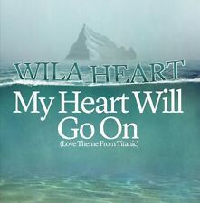 Wila Heart - My Heart Will Go on [New CD] Extended Play, Manufactured On Demand