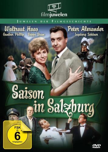 1 von 1 - Saison in Salzburg - Filmjuwelen (2013) Peter Alexander, Waltraud Haas u.a.