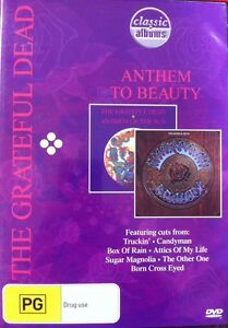 The-Grateful-Dead-Anthem-to-Beauty-DVD-Classic-Albums-Region-4-NEW