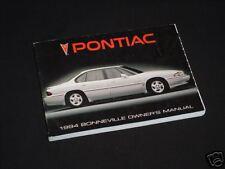 pontiac bonneville 1994 sse ebay rh ebay com 1993 Pontiac Bonneville 1998 Pontiac Bonneville
