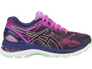save off 279f0 27147 Details about Authentic Asics Gel Nimbus 19 Womens Running Shoes (B) (4987)
