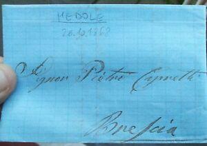 1868-PREFILATELICA-DA-MEDOLE-NEL-MANTOVANO-A-BRESCIA