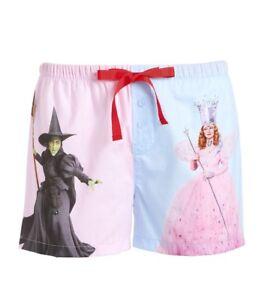 Peter-Alexander-Wizard-Of-Oz-PJ-Pyjama-Shorts-Size-XS