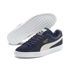 PUMA-Men-039-s-Suede-Classic-Sneakers