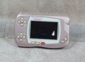 WonderSwan-Color-console-pearl-pink-Japan-system-US-Seller