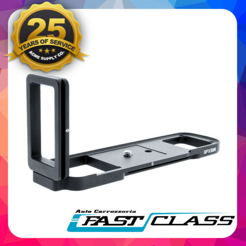 FUJIFILM GFX50R L Plate Bracket For Fuji GFX50R Camera Arca Swiss RRS BENRO