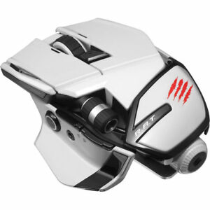 Image Is Loading Mad Catz Office Rat Bluetooth Wireless Programmable Pc