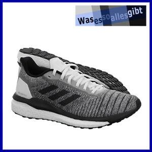 SCHNAPPCHEN-adidas-Solar-Drive-Boost-grau-weiss-Gr-40-2-3-R-8384