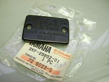 NEU/NEW ORIGINAL YAMAHA XT 600 2KF-25852-01 DECKEL BREMSPUMPE BRAKE CYLINDER CAP