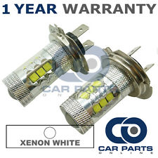 2x LED H6W 433 Bulbs White Halogen To Fit Side Light Alfa Romeo 156 932