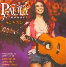Ao Vivo by Paula Fernandes (CD, 2011, Mercury)