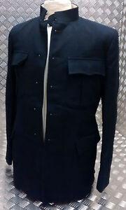Veritable-British-Army-Veste-No1-Bleu-Robe-Tuniques-Bleues-Ors-164-104cm-Neuf