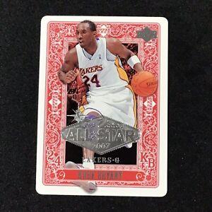 2007-Upper-Deck-All-Star-KOBE-BRYANT-Las-Vegas-Basketball-Card-LAKERS-RARE-MINT