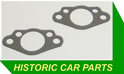 """1¼"""" H2 SU Carburettor to Air Filter Gaskets for MG Magnette 1489cc ZA 1953-58"""