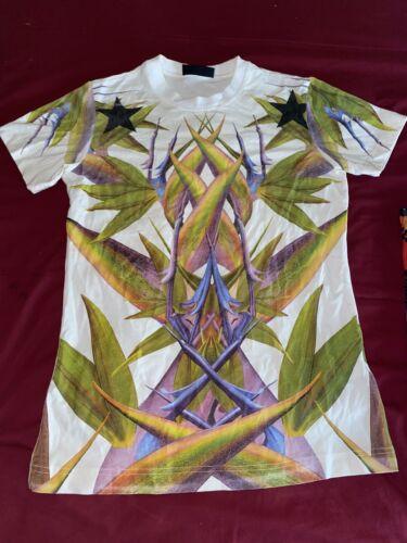 Givenchy Birds Of Paradise Shirt Size Large Kanye