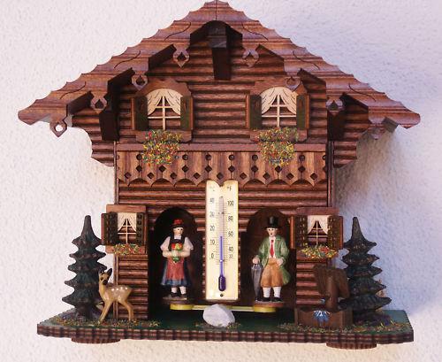 Exclusives Wetterhaus im Schwarzwald  gefertigt