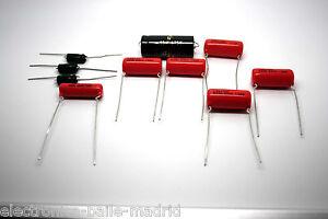 CAPACITOR-KIT-FOR-FENDER-PRO-AMP-5D5-MODEL-TUBE-AMP-AMPLIFIER-AMPLIFIER