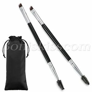 2pcs-Pro-Double-Heads-Angled-Eyebrow-Comb-Brush-Eyelash-Brush-Makeup-Beauty-Tool