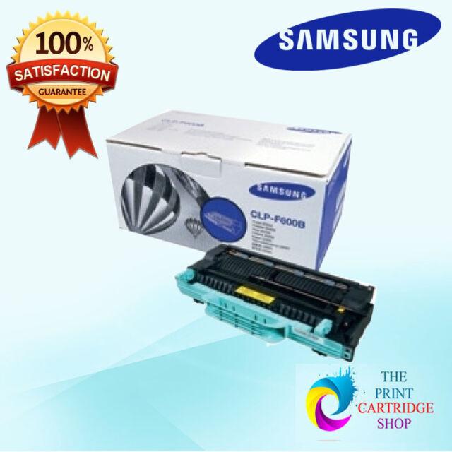 New & Original Samsung CLP-F600B Fuser Unit CLP-F600B F600B CLPF60